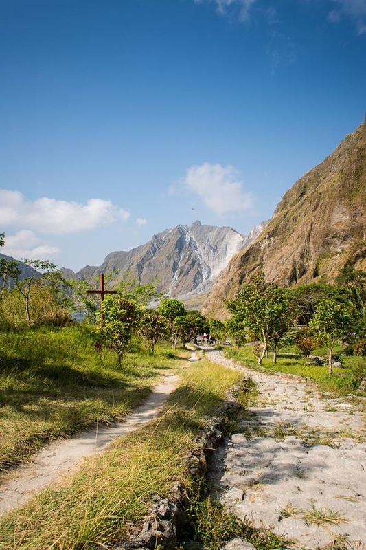 Mt. Pinatubo: A Majesty after a Tragedy