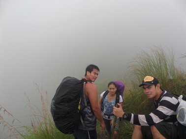 Critical Ridge, Mt. Batulao