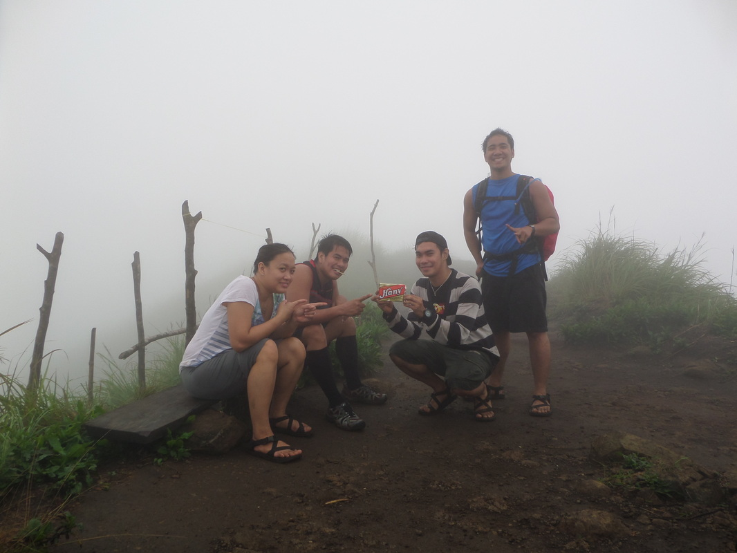 Summit, Mt. Batulao